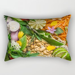 Mise en Place Rectangular Pillow