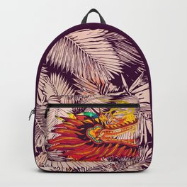 Wisdom #chinese #fantasy #dragon #illustration Backpack