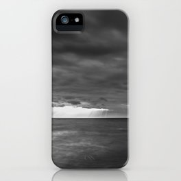 Clearing Light iPhone Case