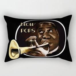Blow Pops Rectangular Pillow