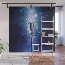 Lounge Act Wall Mural