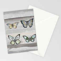 Butterfly study Stationery Cards