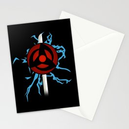 Kakashi's Ninja Way Stationery Cards