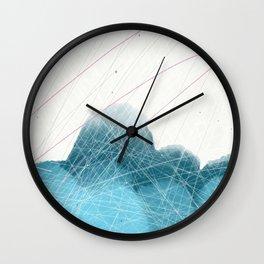 Honey Run Wall Clock
