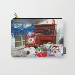 XMAS Preparations Carry-All Pouch
