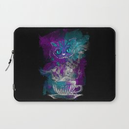 Chesire's tea Laptop Sleeve
