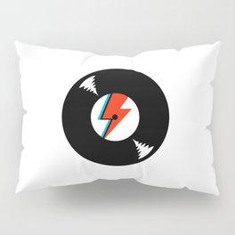 BOWIE LP Pillow Sham