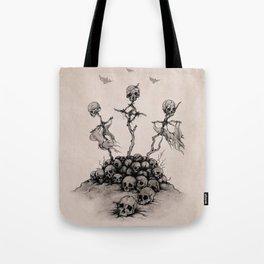 Skulls & Crosses - Pirate Conquest Tote Bag