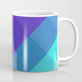 Cubical Colors Coffee Mug