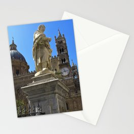 Cathedrale of PALERMO Stationery Cards