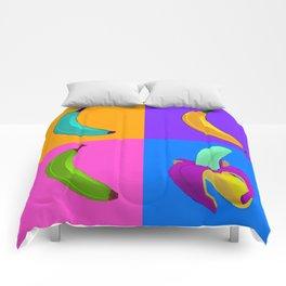 Andy's Bananas Comforters
