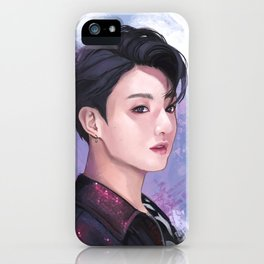 Fake Love iPhone Case