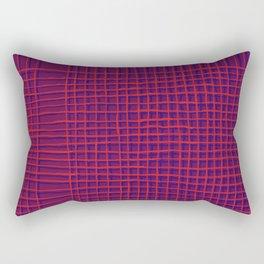 Left - purple Rectangular Pillow