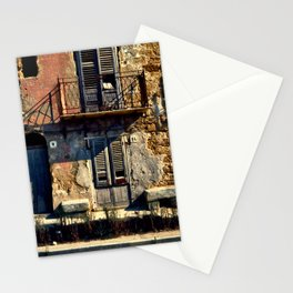 Dad's Birthplace Stationery Cards