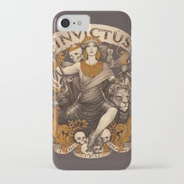 INVICTUS iPhone Case