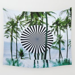 Tropical Trance Wall Tapestry