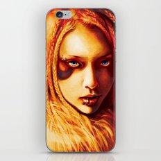 Kabuki iPhone & iPod Skin