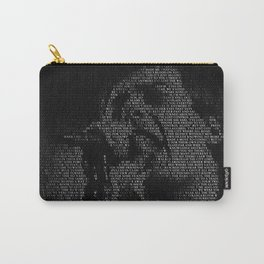 Shadowplay: Ian Curtis Carry-All Pouch