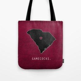Gamecocks Tote Bag