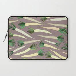 Daikon Radish Carrot Roots Laptop Sleeve
