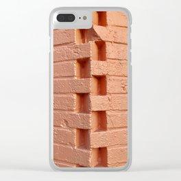 Open Sesame Clear iPhone Case