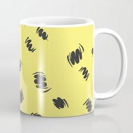 Summer Man Squiggles Coffee Mug