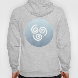 Avatar Air Bending Element Symbol Hoody