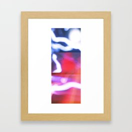 Film exp. series: 2011/#2 Framed Art Print