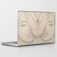 jojo Laptop & iPad Skins featuring JoJo by Art By JuJu