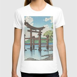 Japanese Traditional Torii T-shirt