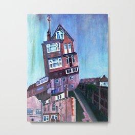 Hotel of the Slow Death - Harrow - London Metal Print