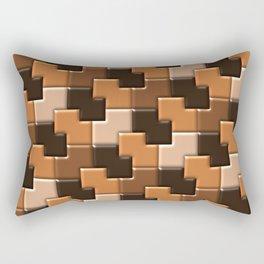 Geometrix XIII Rectangular Pillow