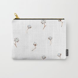 Cotton pattern Carry-All Pouch