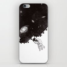 SOLVING THE BIG PUZZLE iPhone & iPod Skin