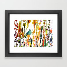 retrouver son chemin Framed Art Print