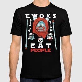 EWOKS EAT PEOPLE T-shirt