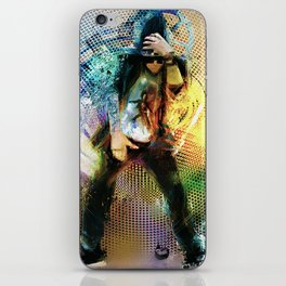 dance R die iPhone Skin