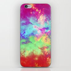 Painted Clouds Vapors II iPhone & iPod Skin