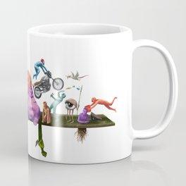 People do stuff Coffee Mug