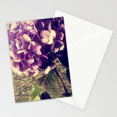 Purple Index Stationery Cards