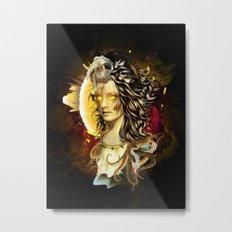 Mage Metal Print