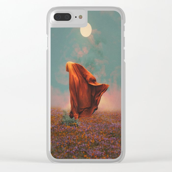 Fields Clear iPhone Case