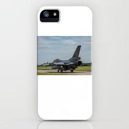 Lakenheath UK F-16 iPhone Case