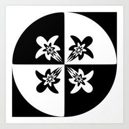 Amazing Circles Art Print