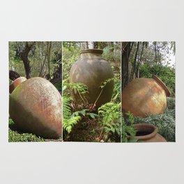Urns Triptych Rug