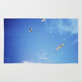 Brighton Gulls Rug