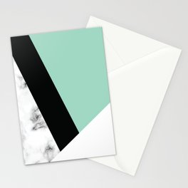 Marble III 011 Stationery Cards