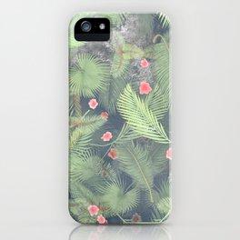 Fresh Summer Forest iPhone Case