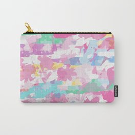 Summer Colors Abstract Carry-All Pouch