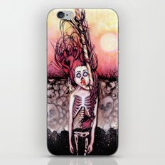 Partially Dreaming iPhone Skin